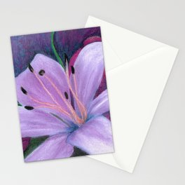 Lily in Lavenders Stationery Cards