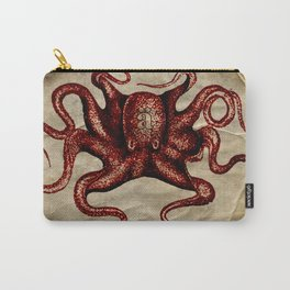 ä Octopus  Carry-All Pouch