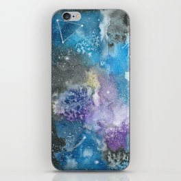 s p a c e iPhone Skin