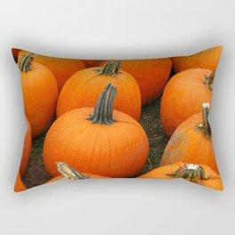 Plenty of Pumpkins! Rectangular Pillow