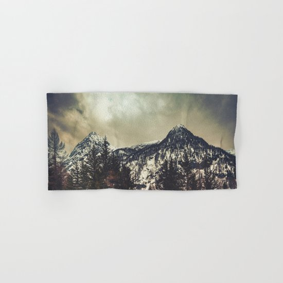 Alpine Twin Peaks Hand & Bath Towel