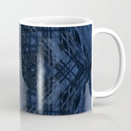 Night Hike Fractal Coffee Mug
