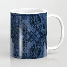 Night Hike Fractal Coffee Mug