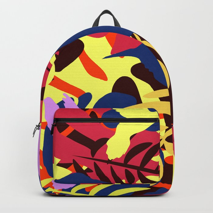 A tropical flight Backpack