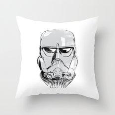 Ralph McQuarrie concept Stormrooper Throw Pillow