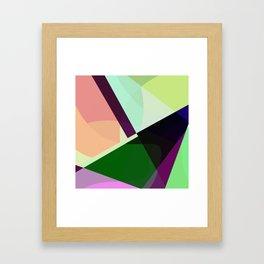 Feel The Joy Framed Art Print