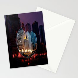 Chicago is MY kind of Town. . .  Stationery Cards