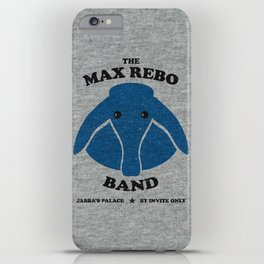 The Max Rebo Band Concert iPhone Case