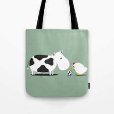 A birth day Tote Bag