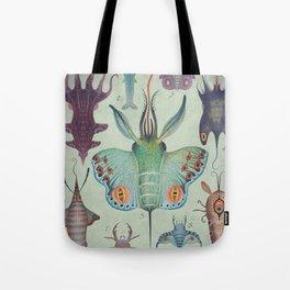 Cephalopodoptera Tab. I Tote Bag