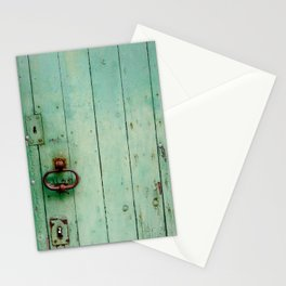 The Green Door Stationery Cards