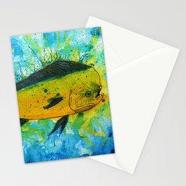 Mahi Mahi Stationery Cards