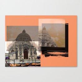 Venezia Composition by FRANKENBERG Canvas Print
