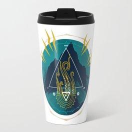The Mountain o Madness Travel Mug