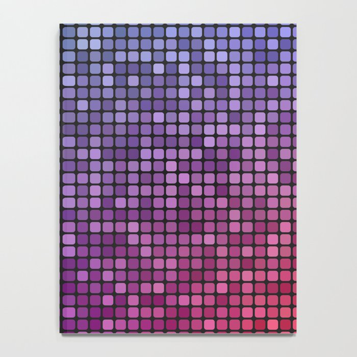 Colorful mosaic Notebook