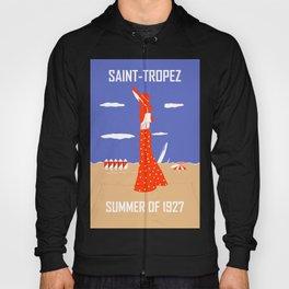 Saint Tropez Summer of 1927 Hoody