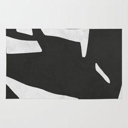 Black Expressionism XIX Rug
