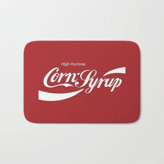 High Fructose Corn Syrup Bath Mat