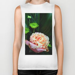 My Wild Hawaiian Rose Biker Tank