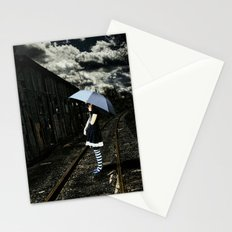 I missed you Stationery Cards