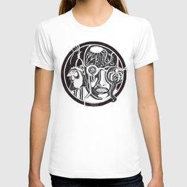 Character: F T-shirt