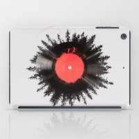 running iPad Cases featuring The vinyl of my life by Robert Farkas
