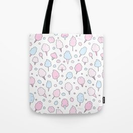 Cotton Candy Club Tote Bag