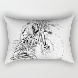 Springer Cycle Rectangular Pillow