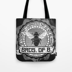 Bros. of B. Dark Tote Bag