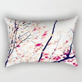 Pink Spring Rectangular Pillow
