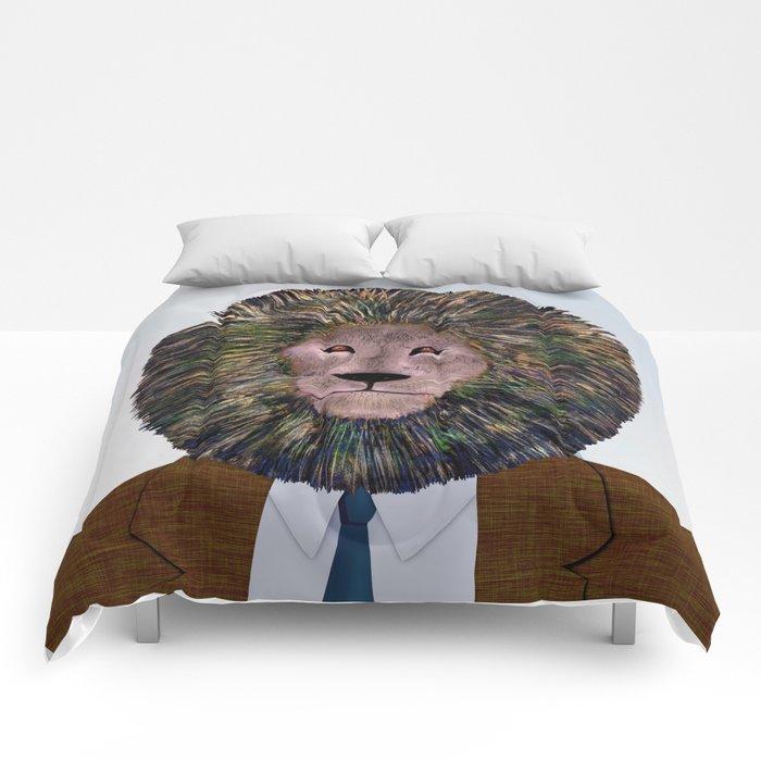 Uncle Leo's Portrait Comforters
