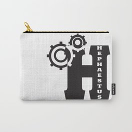 Hephaestus Logo Carry-All Pouch