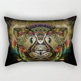 Animal Spirit: The Extraordinary Panda Rectangular Pillow