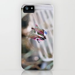 Origami Crane iPhone Case