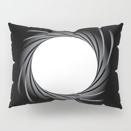 Rifled Barrel Pillow Sham