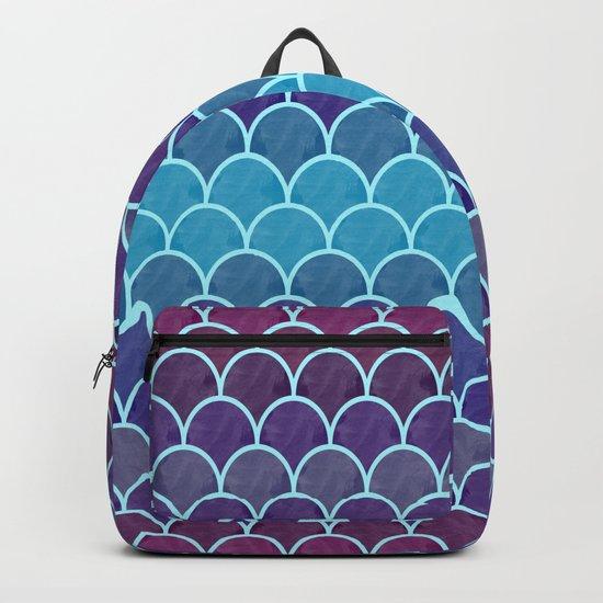 Watercolor Lovely Pattern VVIII Backpack