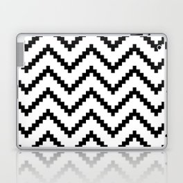 Tribal Chevron W&B Laptop & iPad Skin