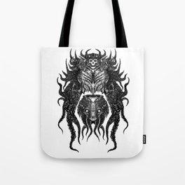 Tentacle Terror Tote Bag