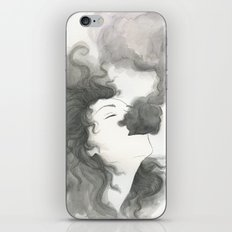 let the bad out iPhone & iPod Skin
