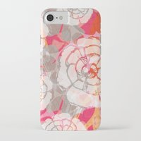 hawaiian iPhone & iPod Cases featuring Styled Hawaiian  by Claire Smillie