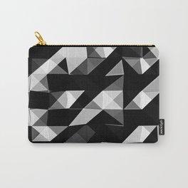 Triangular Deconstructionism v2.0 Carry-All Pouch