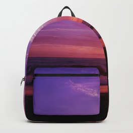 Purple Daze Backpack