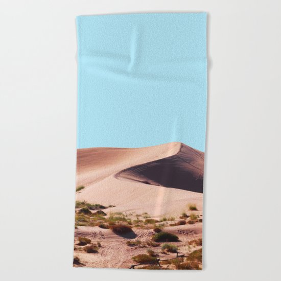Oasis #society6 #decor #buyart Beach Towel