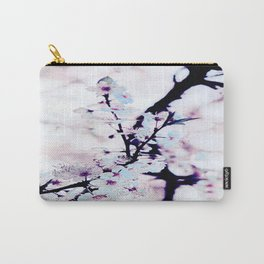 Sweet Spring Romance Carry-All Pouch
