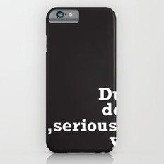 Ttyyppoo 020 Slim Case iPhone 6s
