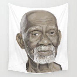Dr Sebi The Cure Wall Tapestry