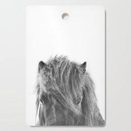 Pony Cutting Board