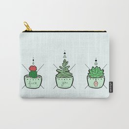 F*ck You Succulents Carry-All Pouch