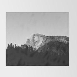 Yosemite National Park VIII Throw Blanket