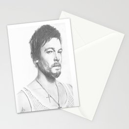 The Walking Dead- Daryl Dixon Stationery Cards
